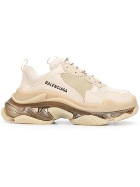 Triple S Sneaker, Nude