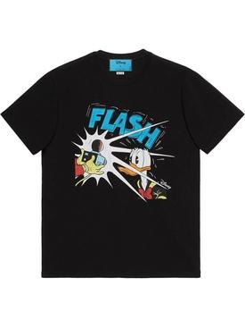 X Disney Donald Duck Print T-shirt