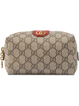 Gucci - Ophidia Logo Cosmetic Case Red - Women