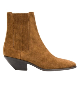 Saint Laurent - West Chelsea Ankle Boots - Women