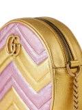 Gucci - Gg Marmont Round Shoulder Bag - Women