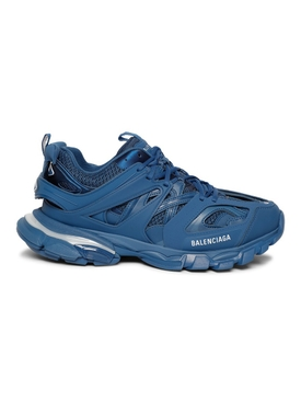 TRACK SNEAKER BLUE AND GREY