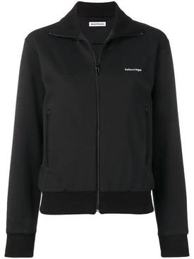 logo sport jacket