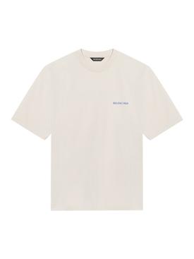 Kids Logo T-shirt, chalky white
