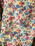 Balenciaga - Floral Draped Shirt - Women