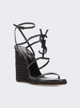 Cassandra 105 Sandals Black
