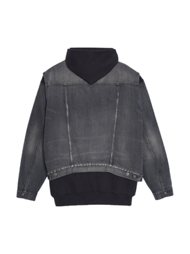 Twinset jacket, Vintage Black