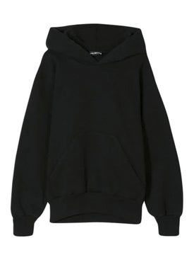 Balenciaga - Kids Logo Hoodie Washed Black - Kids
