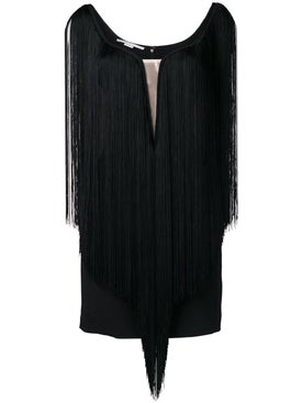 Stella Mccartney - Isla Fringed Dress - Mini