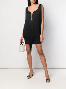 Stella Mccartney - Isla Fringed Dress - Women