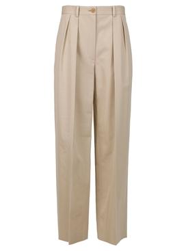 Igor High-waisted Pants Oatmeal