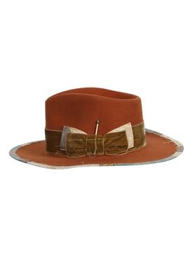 Miami Colette Hat, Kaia orange