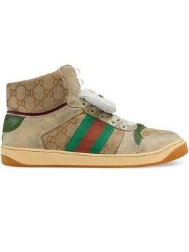 Gucci - Men's Screener Gg High-top Sneaker - Men