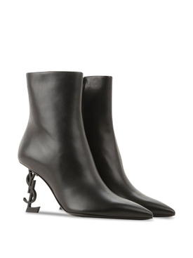 OPYUM 85 ANKLE BOOT BLACK
