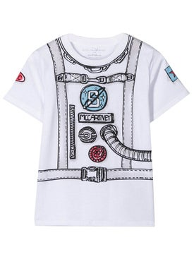 Stella Mccartney - Kids Astronaut T-shirt - Kids