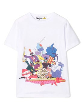 Stella Mccartney - Kids Yellow Submarine T-shirt - Kids