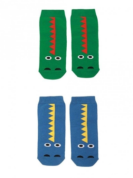 Kids dragon socks