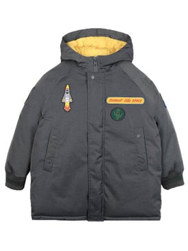 Stella Mccartney - Journey Into Space Hooded Jacket - Kids