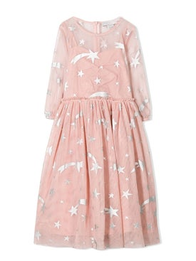 Stella Mccartney - Kids Star Print Dress - Kids
