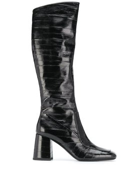 Saint Laurent - Block Heel Boots - Women