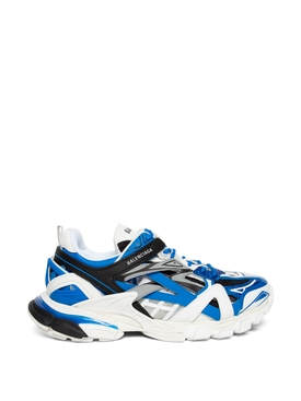 TRACK.2 SNEAKER, BLUE AND GREY
