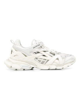 Balenciaga - White Track.2 Sneakers - Low Tops