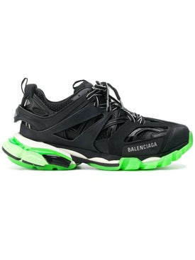 Balenciaga - Glow In The Dark Track Sneakers - Women