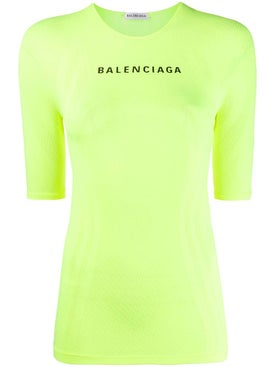 Balenciaga - Neon Yellow Top - Women