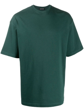 Balenciaga - Forest Green T-shirt - Men