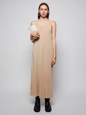 CLOVERI CASHMERE-SILK TANK DRESS