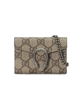 Gucci - Dionysus Supreme Card Case - Women