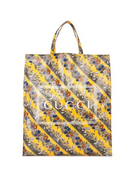 Gucci - Over-sized Multicolored Tote - Women