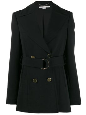 Stella Mccartney - Short Belted Coat - Women
