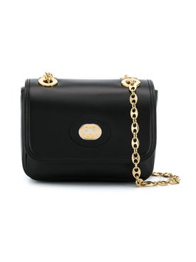 Gucci - Gg Leather Marina Chain Strap Bag - Shoulder Bags
