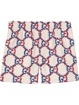 GG Sylvie tweed shorts