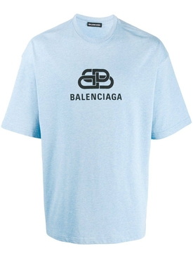 Light blue BB logo t-shirt