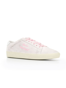 SL/06 low-top sneakers White and pink