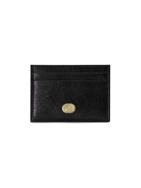 Gucci - Classic Metal Logo Card Holder - Men