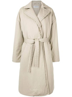 Balenciaga - Padded Trench Coat - Women