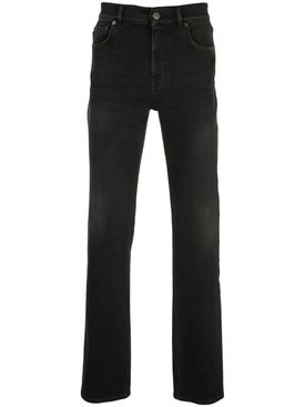 Balenciaga - 5-pocket Fitted Jean Black - Men
