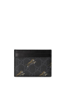 Gucci - Tiger Print Wallet - Men