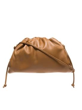Caramello Brown The Mini Pouch