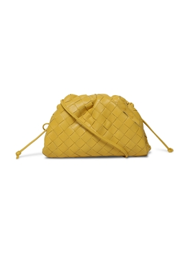 The Mini Pouch Bag Buttercup/Gold