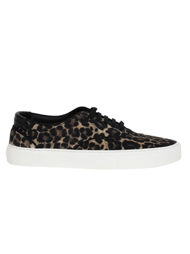 Leopard Venice Low Top Sneakers