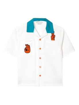 Kids bowling shirt