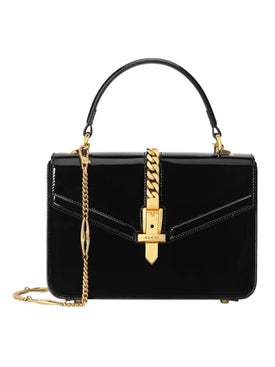 Gucci - Patent Leather Sylvie Bag - Women