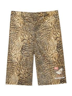 Burberry - Tiger Print Shorts - Men