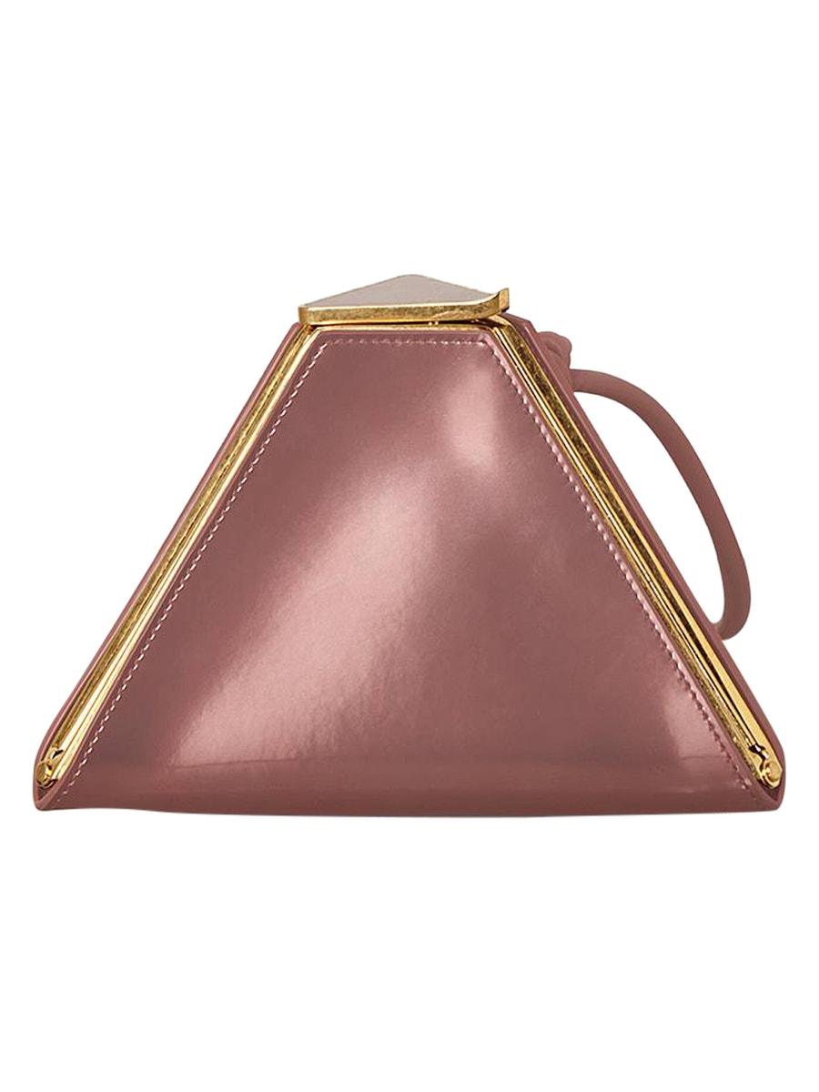 Bottega Veneta Bags Pink pyramid bag