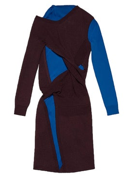 Bottega Veneta - Deconstructed Knit Dress - Women