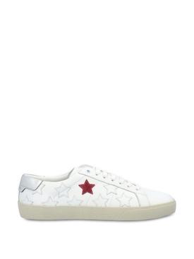 SL/06 Star Low-top Sneaker White